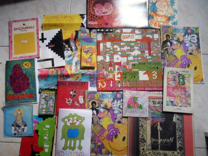 Algunas cosas que he hecho durante estos últimos diez años.